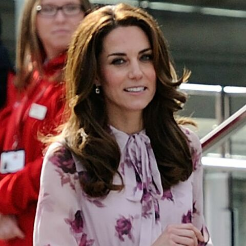 PHOTOS – Kate Middleton et sa sœur Pippa Middleton attristées par la disparition de la créatrice Kate Spade