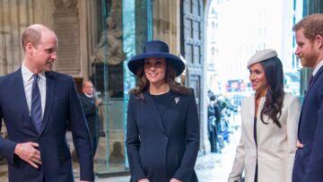 Meghan Markle, Kate Middleton et William croulent sous le courrier de fans