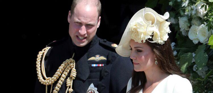 Non, Kate Middleton n'a pas recyclé sa robe au mariage de Meghan et Harry