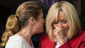 PHOTOS – Brigitte Macron et Sophie Trudeau ultra complices, la Première dame a trouvé une nouvelle BFF après Melania Trump