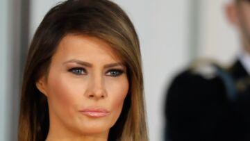 Melania Trump de retour au côté de son mari mais elle n'a pas l'air du tout ravie d'être là