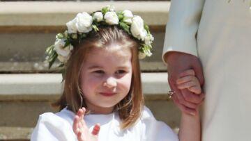 Pourquoi la princesse Charlotte ne peut pas manger avec Kate et William?