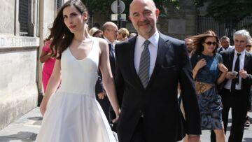 Pierre Moscovici papa pour la 1e fois!
