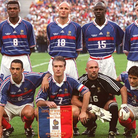 PHOTOS – Zidane, Barthez, Thuram: 20 ans après, que sont devenus les anciens de l'équipe de France 1998?
