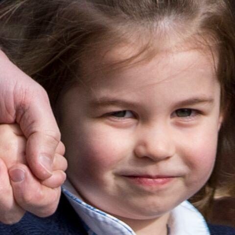 Photo – Les larmes de la princesse Charlotte après être tombée devant tout le monde