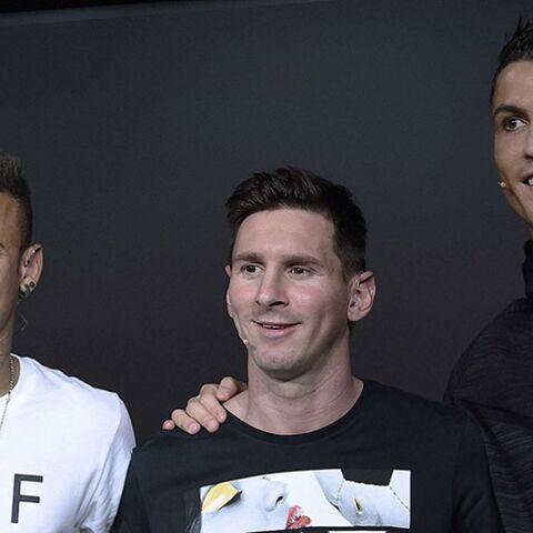 Mondial 2018: Messi, Ronaldo, Neymar: qui sont les joueurs les mieux payés cette année?