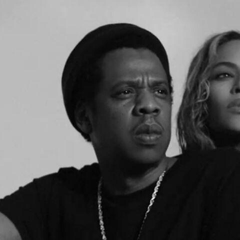 PHOTOS – Beyoncé pose nue aux côtés de Jay-Z pour la promotion de leur tournée commune: Internet s'enflamme!