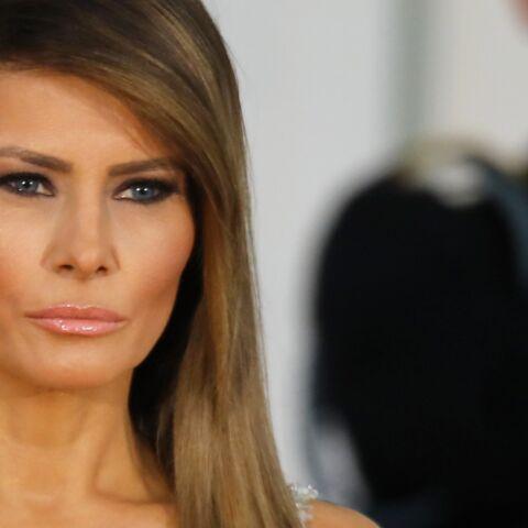 Melania Trump presque incognito pour une sortie publique: la Maison Blanche ne convie pas la presse