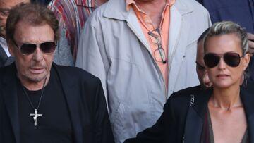 Johnny Hallyday: comment malgré la maladie il a été obligé de se rendre aux obsèques de Mireille Darc