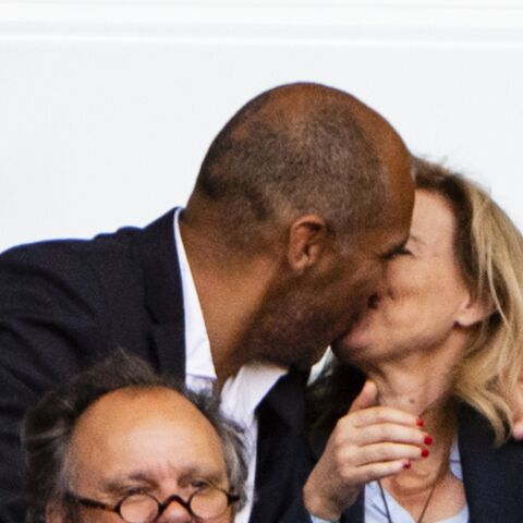 PHOTOS – Valérie Trierweiler et Romain Magellan, baisers fougueux et roucoulades… l'ex première dame se lâche
