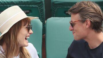PHOTOS – Arthur de Villepin et Ana Girardot complices et tendres pour la victoire de Rafael Nadal