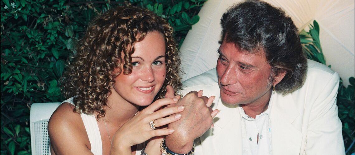 Comment Laeticia Hallyday a découvert qu'elle allait se marier avec Johnny Hallyday