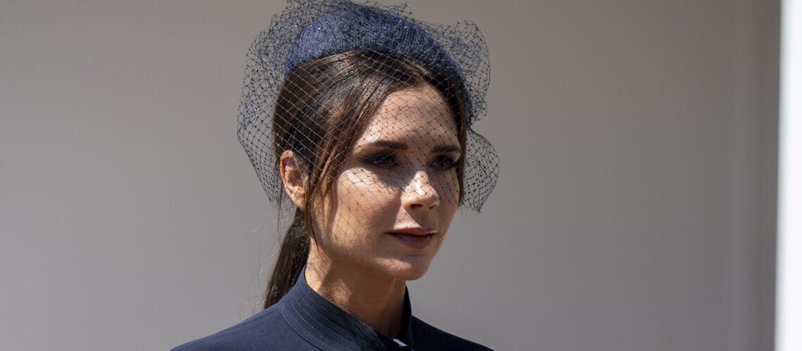 Victoria Beckham se sépare de sa tenue controversée au mariage de Meghan et Harry