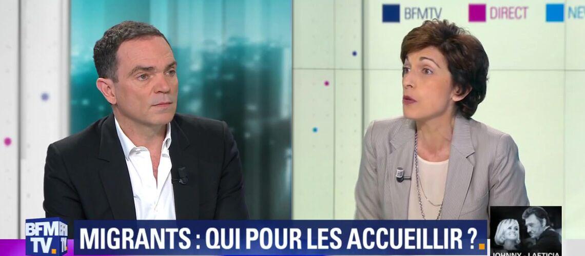 Grosse tension entre Yann Moix et Ruth Elkrief: le journaliste passablement énervé