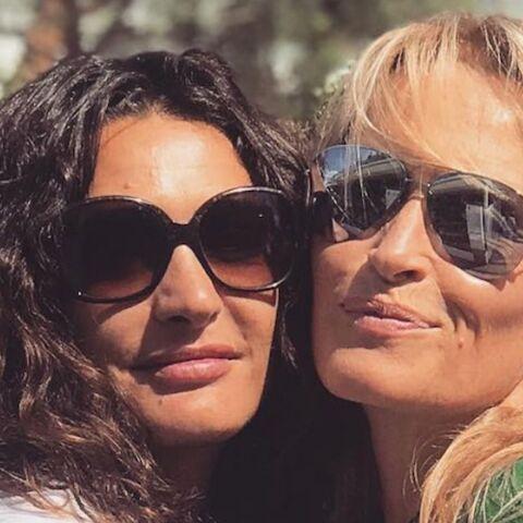 PHOTOS – Estelle Lefébure et Jessica la femme de Robert Pires: retour sur les photos sexy des deux copines