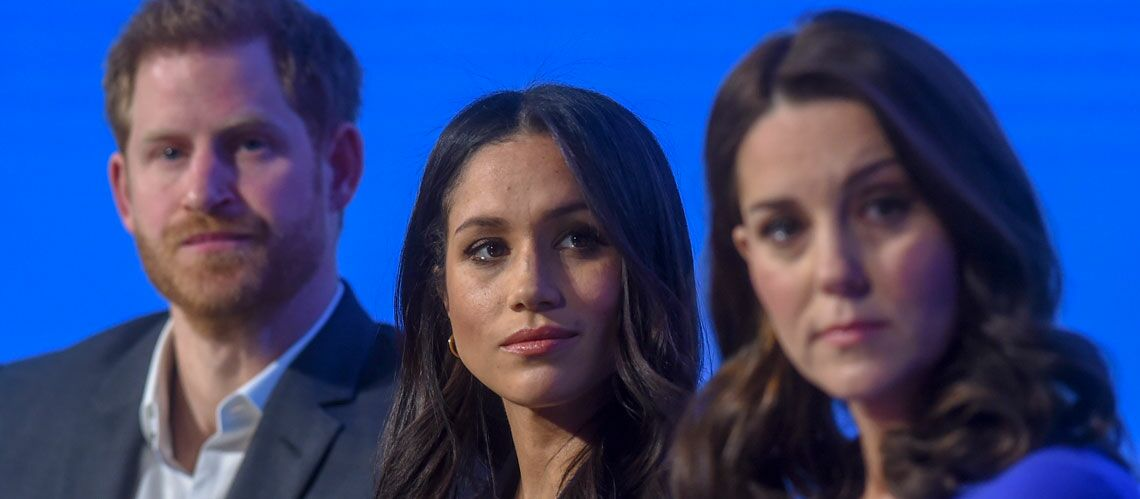 Pourquoi les photos sexy de Meghan Markle ne plaisent pas du tout à Kate et William