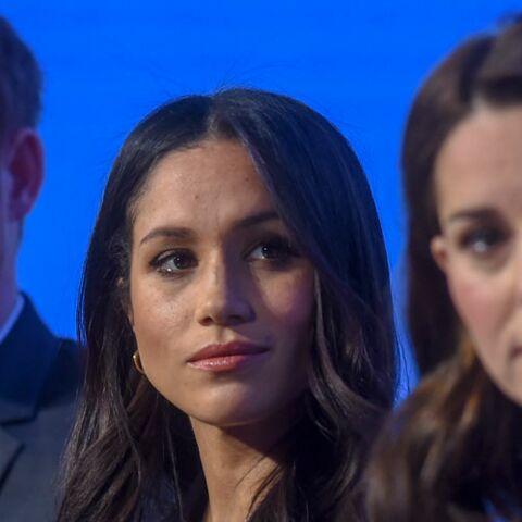 Pourquoi les photos sexy de Meghan Markle ne plaisent pas du tout à Kate et William