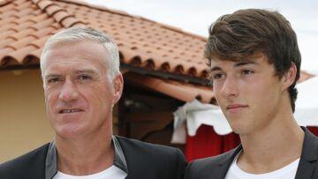 PHOTOS – Mondial 2018: Dylan, le fils de Didier Deschamps, n'est plus un cœur à prendre