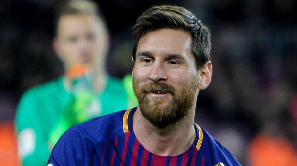 PHOTOS – Mondial 2018: Lionel Messi, un papa comblé de trois enfants