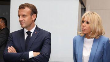 Brigitte et Emmanuel Macron leur histoire a d'abord eu un parfum de scandale