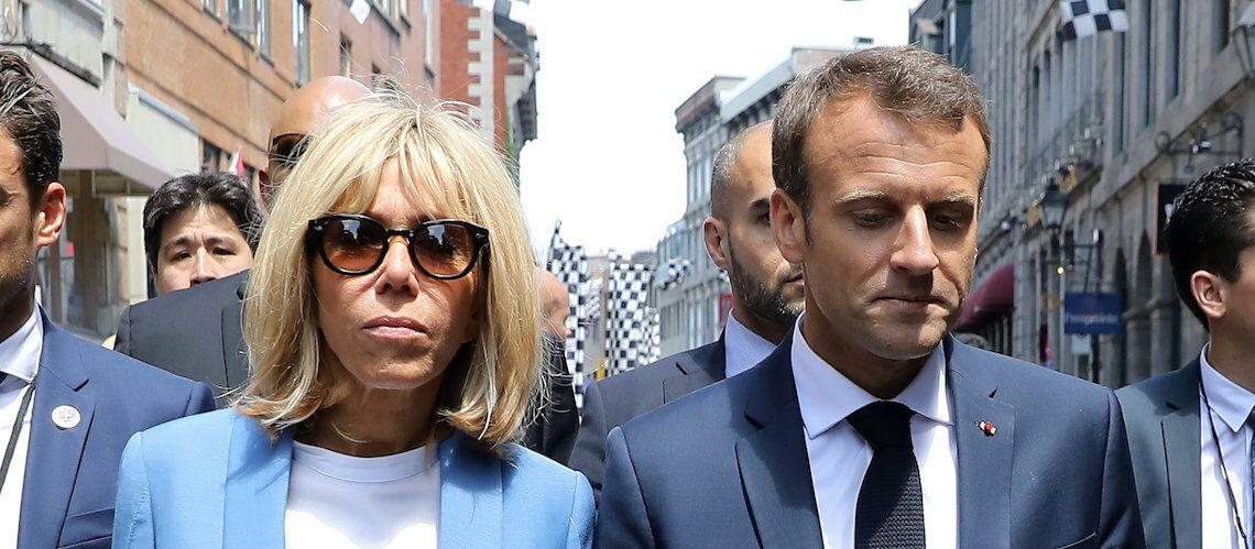 La petite phrase ambiguë de Brigitte Macron le jour de l'investiture de son mari