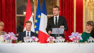 Emmanuel Macron: 50000 ou 500000 combien coûte la vaisselle de l'Élysée