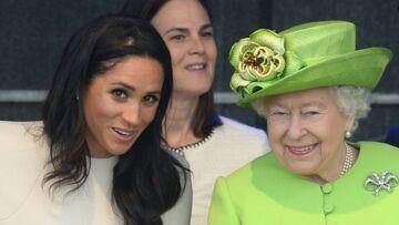 Le premier faux-pas de Meghan Markle face à la reine Elizabeth? Ça ne se fait pas du tout…