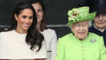 PHOTOS – Meghan Markle: comment elle adopte tous les codes pour plaire à la reine?