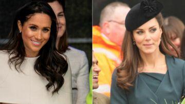 Meghan Markle vs Kate Middleton, laquelle a le mieux réussi son baptême du feu