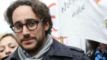 Thomas Hollande: le fils de l'ancien président au côté des salariés de Buzzfeed