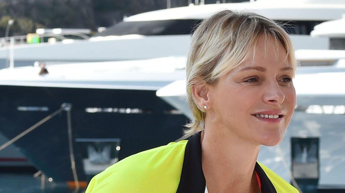 PHOTOS – Le smack inattendu entre Charlene et Albert de Monaco