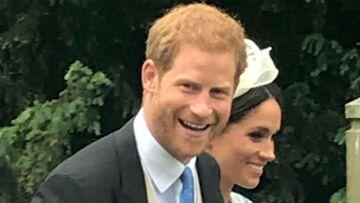 PHOTOS – Quand Harry et Meghan volent la vedette aux mariés