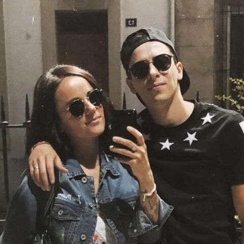 PHOTOS – Alizée et Grégoire Lyonnet fêtent leurs 2 ans de mariage, retour sur leur love story