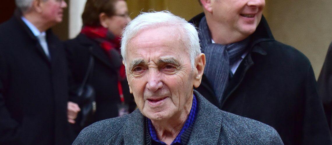 Charles Aznavour, une mauvaise nouvelle pour ses fans