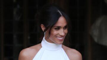 PHOTOS –Meghan Markle: sa tenue de mariage copiée par une autre princesse