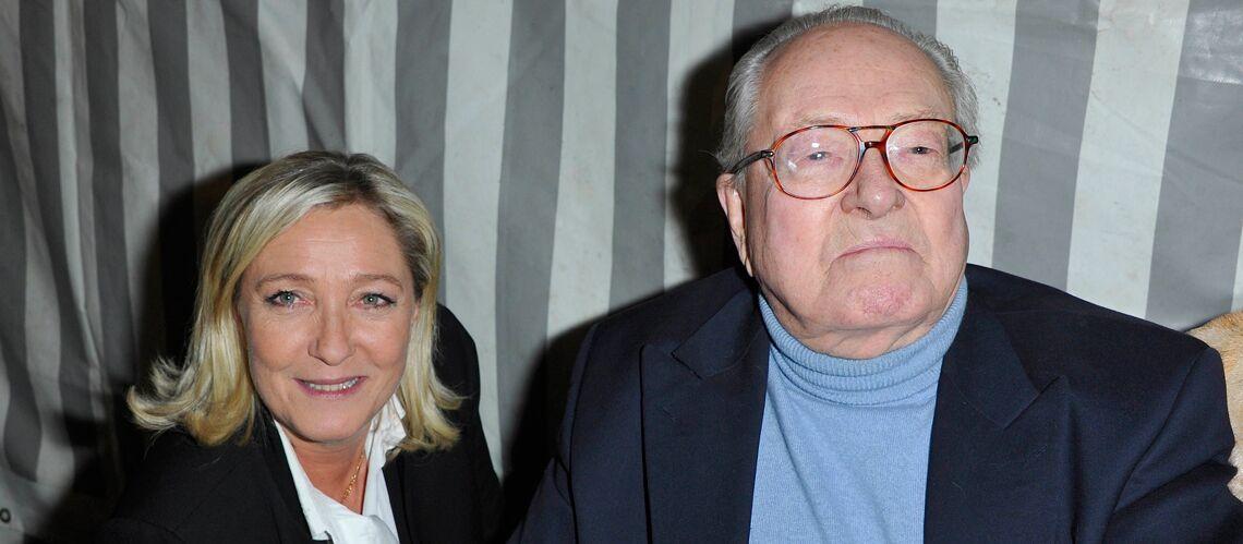 Marine Le Pen, fâchée avec son père, elle est venue à son chevet à l'hôpital