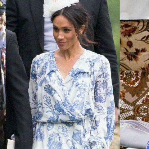 PHOTOS – Meghan Markle fait fi des polémiques et continue à rendre hommage à Diana