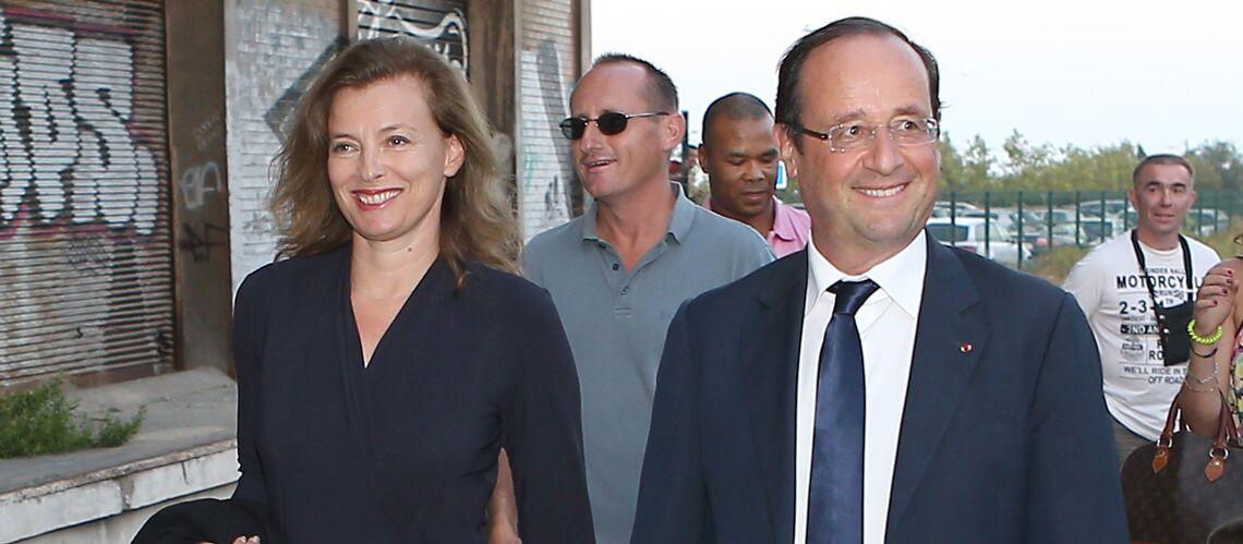 Comment Valérie Trierweiler et François Hollande se sont retrouvés dans le même hôtel