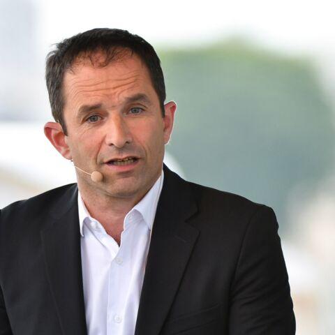 Benoît Hamon s'agace des attaques contre son épouse