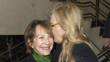 Sylvie Vartan dithyrambique sur Nathalie Baye: entre les deux femmes c'est l'union sacrée