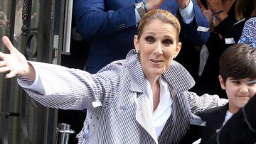 PHOTO – Céline Dion en plein essayage pour sa tournée: la star dévoile une robe affriolante
