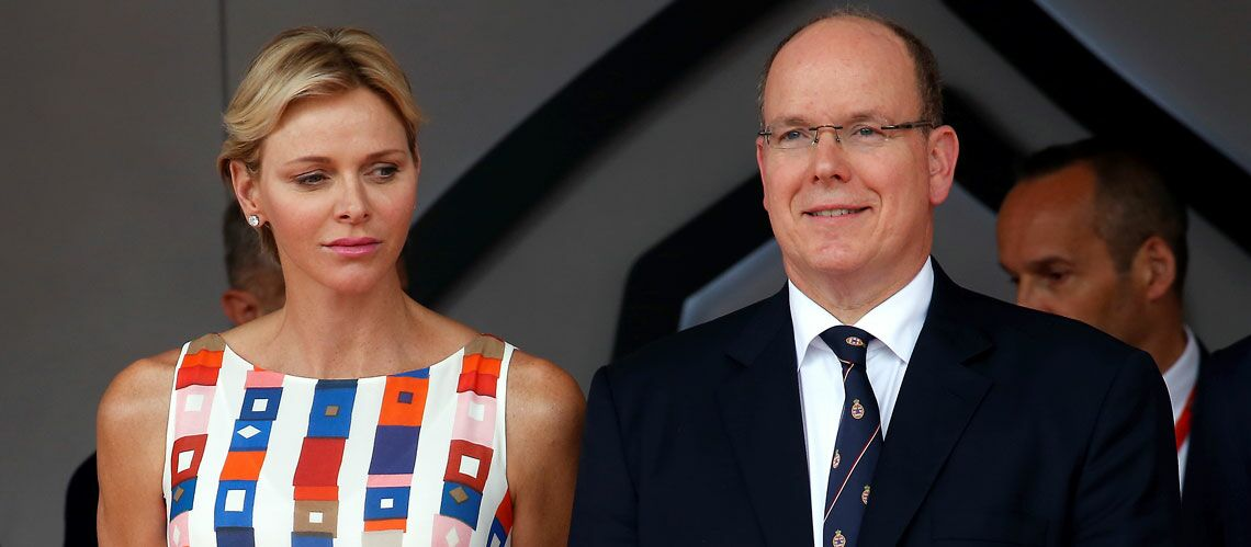Albert et Charlene de Monaco, une étonnante visite officielle