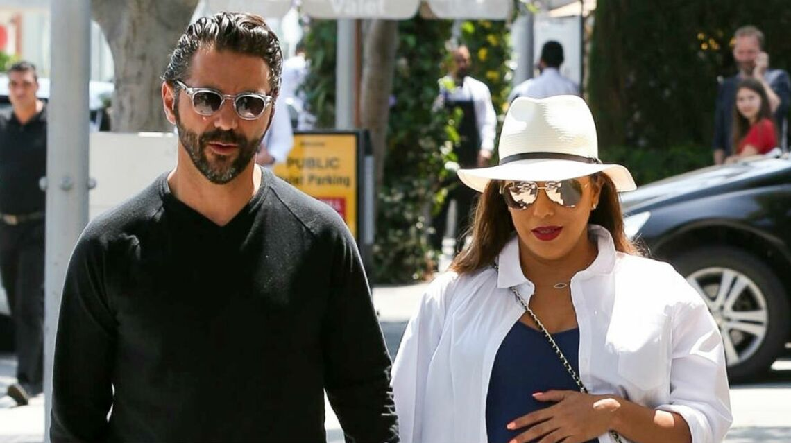 PHOTO – Eva Longoria a accouché de son premier enfant à 43 ans