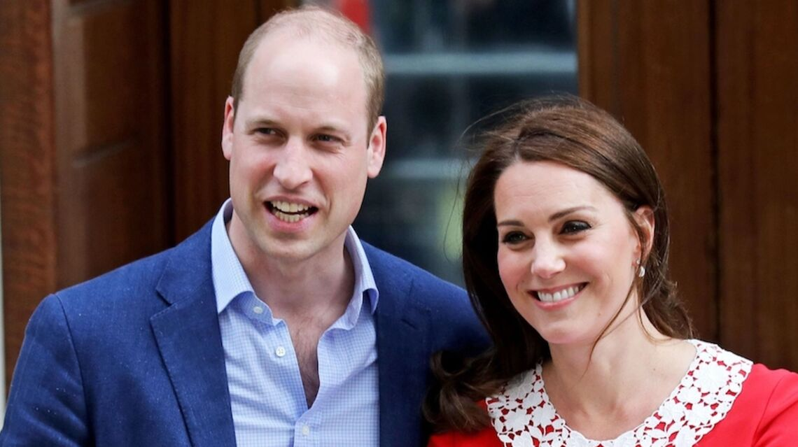 Pourquoi la date du baptême de Louis le fils de Kate Middleton et William surprend