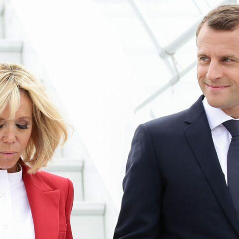 Après la polémique sur la vaisselle à 50 000 euros, Emmanuel et Brigitte Macron reçoivent un colis inattendu