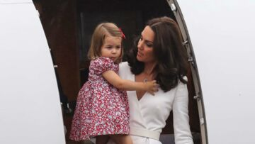 PHOTOS – La princesse Charlotte tient de sa maman Kate, c'est William qui le dit