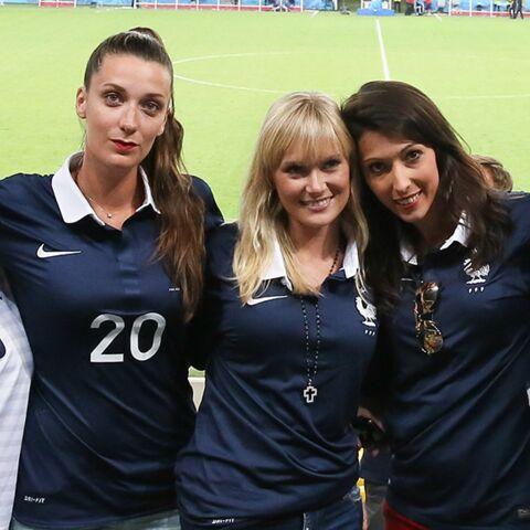 PHOTOS – Marine Lloris, Camille Tytgat, Ludivine Sagna… Découvrez les plus belles femmes des footballeurs français