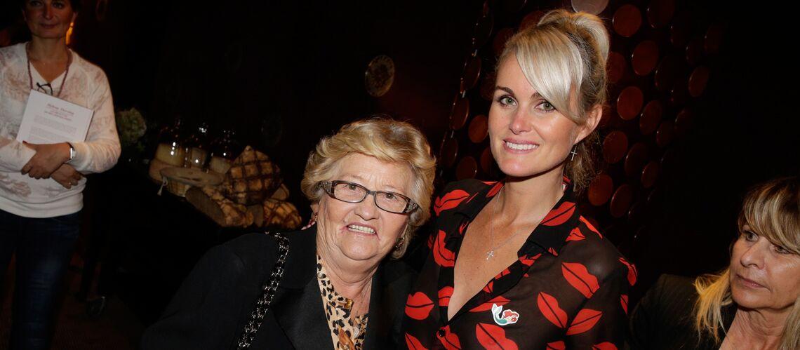 On a retrouvé Mamie Rock, la grand-mère de Laeticia Hallyday a rendu hommage à Johnny à sa façon…