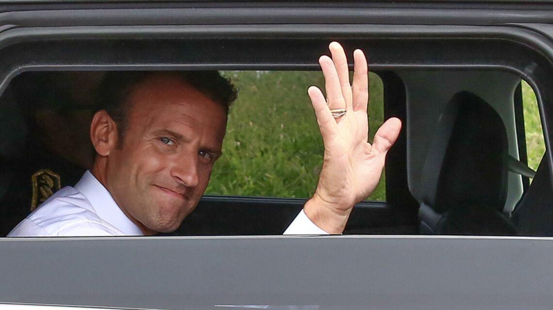 VIDÉO – Emmanuel Macron veut une piscine à Brégançon: le chef de l'Etat sévèrement critiqué