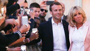 VIDÉO -Brigitte Macron déchaînée pour la fête de la musique: la première dame a le rythme dans la peau